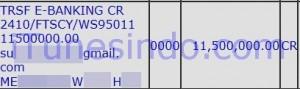 bukti transaksi di itunesindocom
